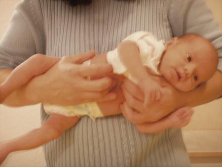 osteopathische Untersuchung nach der Geburt
